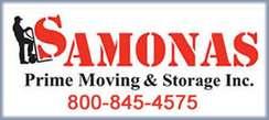 Samonas Prime Moving & Storage